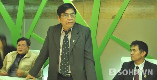 Luật sư, Thạc sĩ Phạm Thanh Bình, Giám đốc Công ty Luật Bảo Ngọc- Đoàn Luật sư TP Hà Nội (Ảnh: Tuấn Nam)