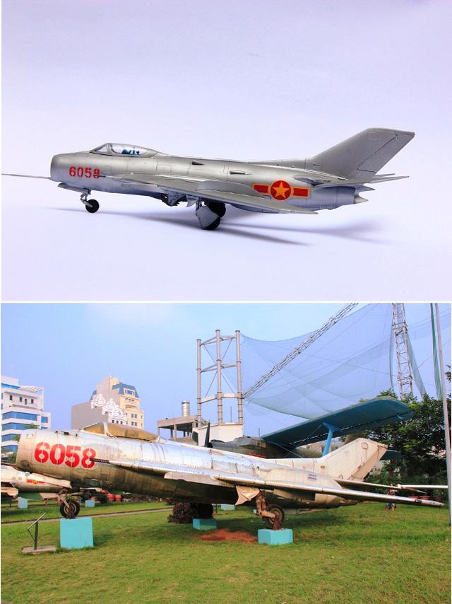 MiG-19 số hiệu 6058