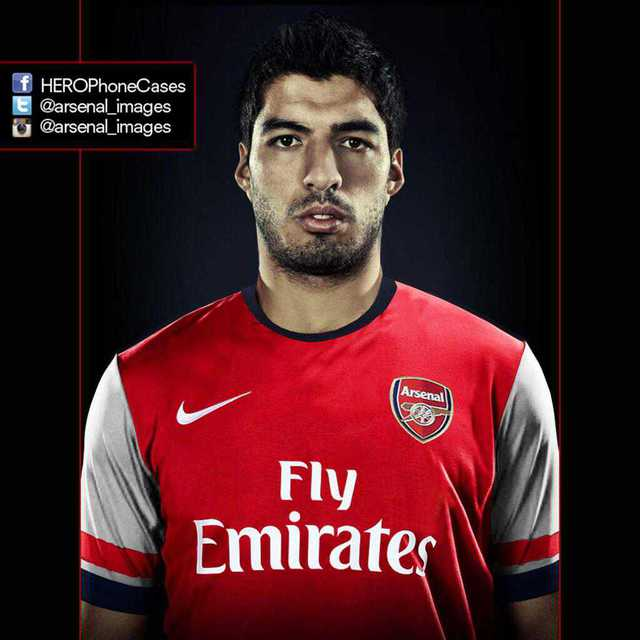 Suarez đã có thể trở thành người của Arsenal