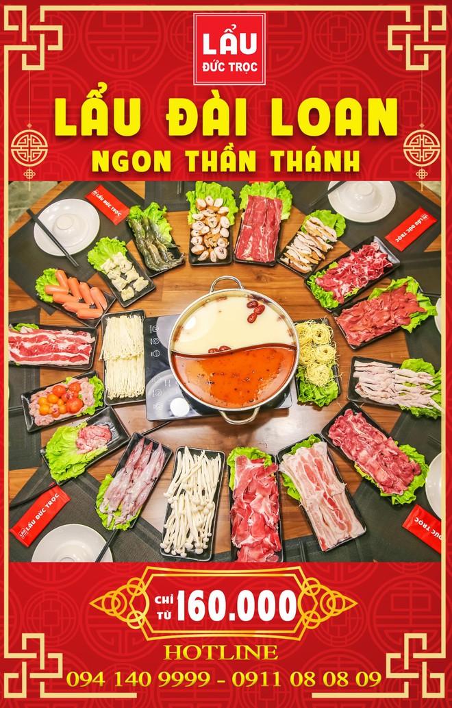 Lẩu Đài Loan - Món lẩu ngon nhiều lợi ích bạn đã từng thử? - Ảnh 3.