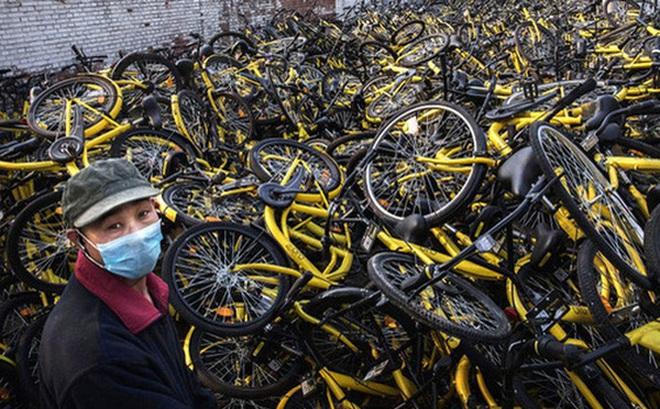 Người TQ sợ hãi vì lời cầu cứu vang lên từ 'nghĩa địa' của 'xe đạp biết nói'