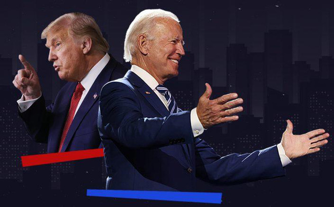 """Những người """"khốn khổ"""" vì buổi tranh luận Trump-Biden: """"Tôi chỉ nghe thấy âm thanh hòa quyện vào nhau"""""""