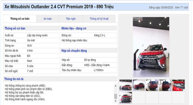 Mở màn tháng 10, ô tô 5+2 chỗ của hãng xe Nhật giảm đậm tay 160 triệu đồng tại Việt Nam - Ảnh 3.