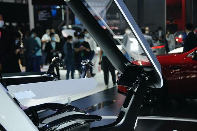 Chiếc ô tô bay do Trung Quốc sản xuất trông như thế nào? - Ảnh 3.