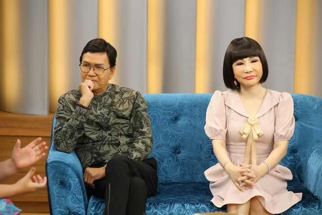NSƯT Thanh Điền: Sau 40 năm hôn nhân, điều gì ở Thanh Kim Huệ tôi cũng thấy đẹp và thương - Ảnh 1.
