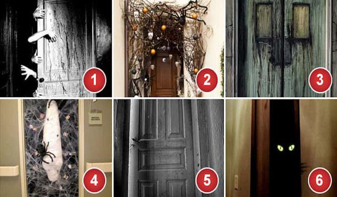 Chọn cánh cửa bạn không dám bước vào nhất để giải mã nỗi sợ bạn giấu kín bấy lâu - Ảnh 1.