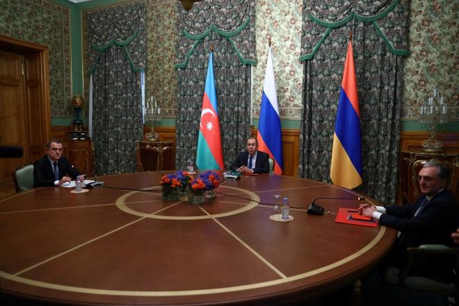 Cuộc đua song mã của Nga-Thổ trong xung độtArmenia-Azerbaijan - Ảnh 2.