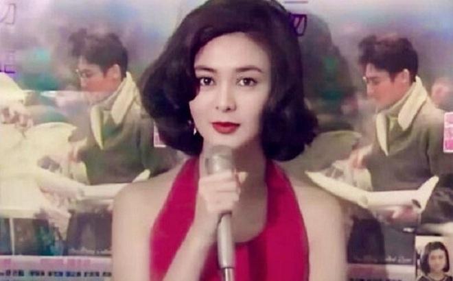 Hình ảnh 29 năm trước của Quan Chi Lâm bất ngờ bị đào lại, netizen xuýt xoa: 'Không hổ danh đệ nhất mỹ nhân'