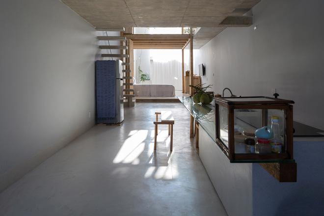 Ngôi nhà nhỏ của anh công nhân độc thân đẹp lung linh, nhìn thôi đã thấy mê đắm - Ảnh 10.
