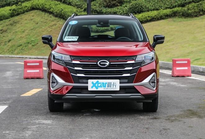 """Ngoại thất bóng bẩy, bên trong """"đáng tiền"""" của chiếc ô tô Trung Quốc giá 290 triệu đồng - Ảnh 2."""