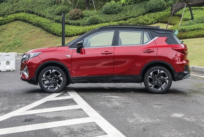 """Ngoại thất bóng bẩy, bên trong """"đáng tiền"""" của chiếc ô tô Trung Quốc giá 290 triệu đồng - Ảnh 3."""