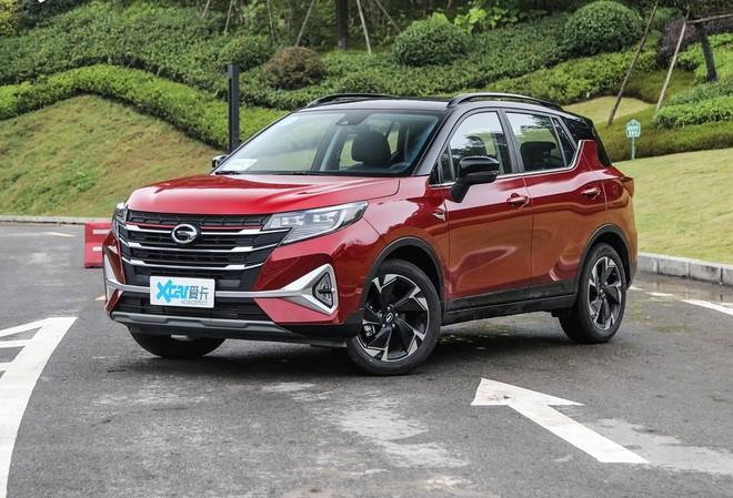"""Ngoại thất bóng bẩy, bên trong """"đáng tiền"""" của chiếc ô tô Trung Quốc giá 290 triệu đồng - Ảnh 1."""