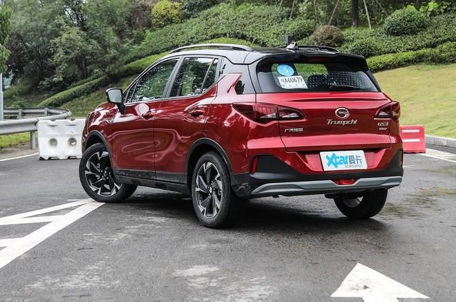 """Ngoại thất bóng bẩy, bên trong """"đáng tiền"""" của chiếc ô tô Trung Quốc giá 290 triệu đồng - Ảnh 4."""