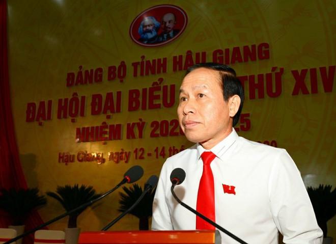 Phương án nhân sự của Hậu Giang được Bộ Chính trị đánh giá công phu - Ảnh 1.