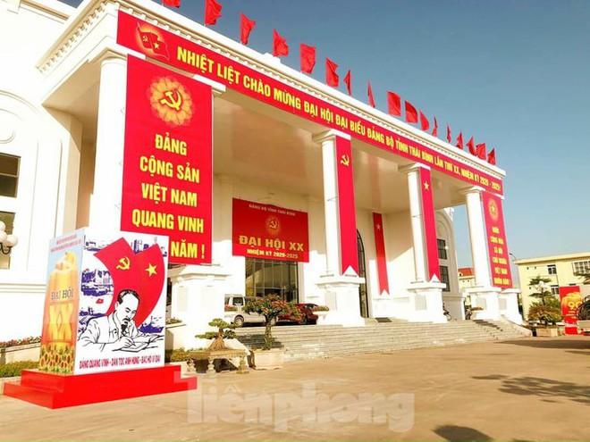 Ông Ngô Đông Hải được giới thiệu tái cử Bí thư Tỉnh ủy Thái Bình - Ảnh 2.