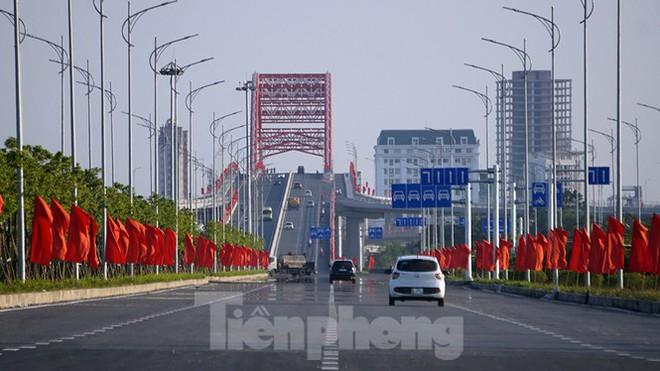 Cận cảnh cây cầu Cánh chim biển của thành phố Hải Phòng - Ảnh 12.