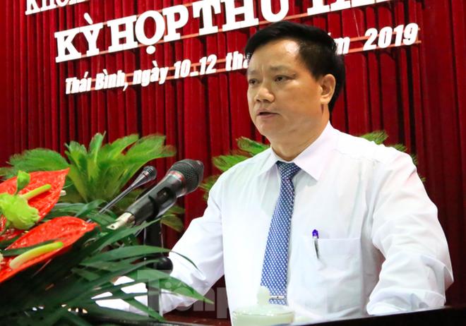 Ông Ngô Đông Hải được giới thiệu tái cử Bí thư Tỉnh ủy Thái Bình - Ảnh 5.