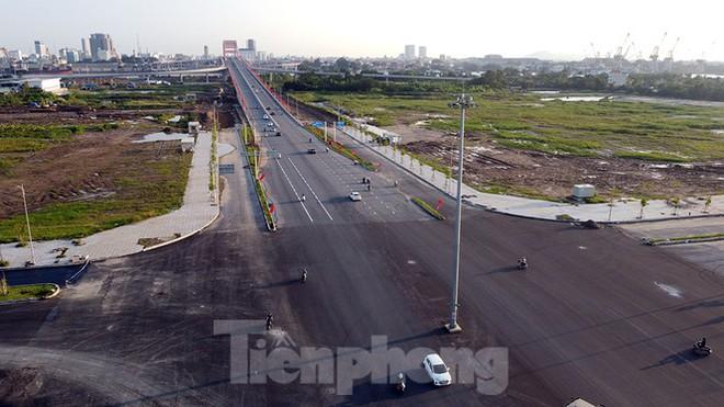 Cận cảnh cây cầu Cánh chim biển của thành phố Hải Phòng - Ảnh 7.
