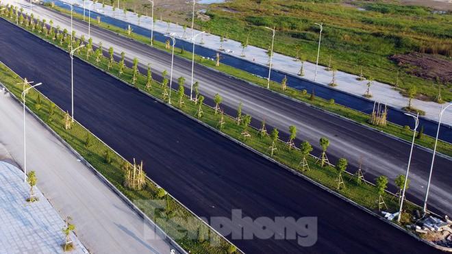 Cận cảnh cây cầu Cánh chim biển của thành phố Hải Phòng - Ảnh 9.