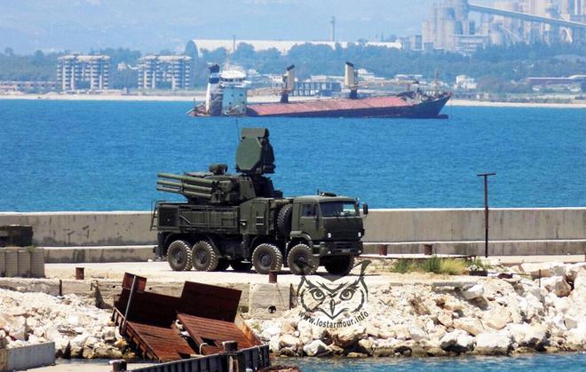 Ma trận phòng thủ bảo vệ căn cứ hải quân Nga ở Syria: Có một lực lượng rất đặc biệt - Ảnh 2.