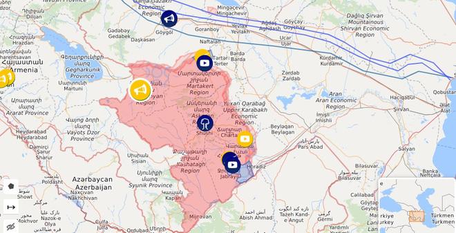 Chiến sự Azerbaijan-Armenia ác liệt: Những bước ngoặt quan trọng - Ảnh 1.