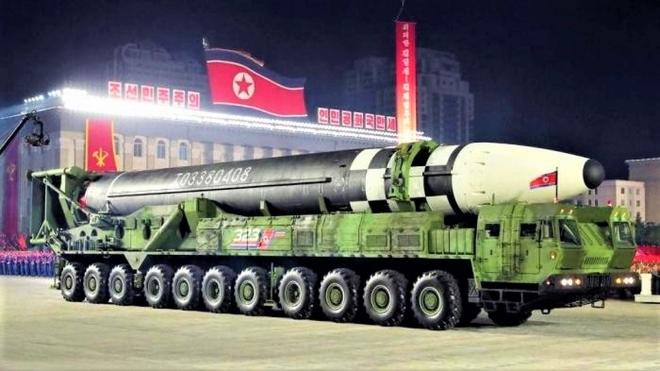 """Cơn """"địa chấn"""" mang tên """"ICBM Triều Tiên"""" trên các phương tiện truyền thông  - Ảnh 5."""