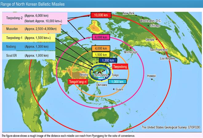 """Cơn """"địa chấn"""" mang tên """"ICBM Triều Tiên"""" trên các phương tiện truyền thông  - Ảnh 3."""