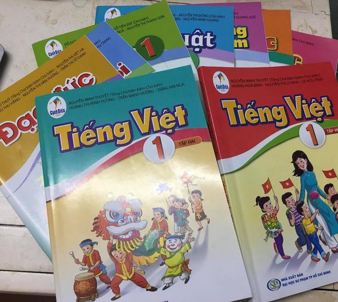 TS Ngữ Văn Trịnh Thu Tuyết góp một cách nhìn về sách Tiếng Việt lớp 1 - bộ Cánh Diều - Ảnh 1.