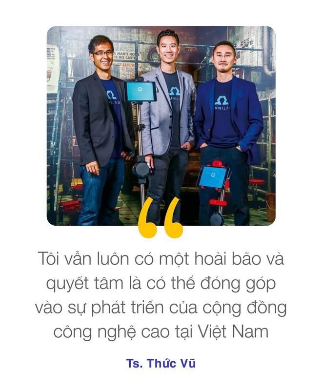 CEO Việt chế tạo robot tại Thung lũng Silicon: 'Tôi muốn làm cầu nối đưa những gì học được ở Mỹ về Việt Nam' - Ảnh 4.