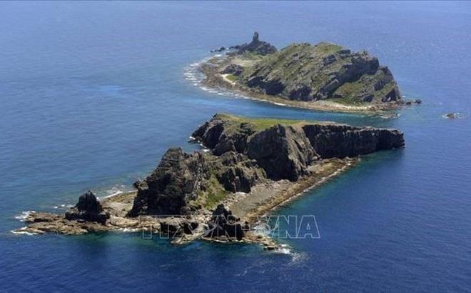 """Nhật Bản cáo buộc tàu Trung Quốc ở trong vùng biển của nước này """"lâu kỷ lục"""""""