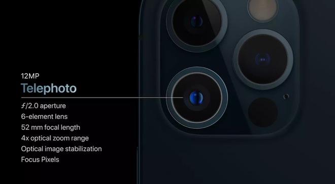 Khám phá hệ thống camera 3 ống kính mới trên iPhone 12 - Ảnh 3.