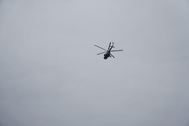 Trực thăng xuất hiện ở khu vực thuỷ điện Rào Trăng 3, quân đội tiếp tục vào hiện trường - Ảnh 3.