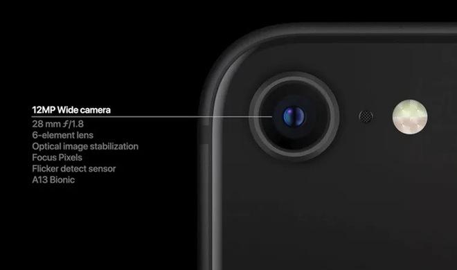 Khám phá hệ thống camera 3 ống kính mới trên iPhone 12 - Ảnh 1.