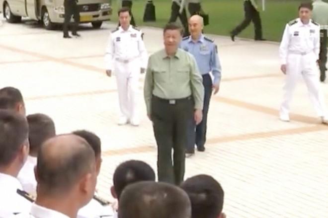 Chủ tịch Trung Quốc yêu cầu quân đội chuẩn bị kịch bản chiến tranh - Ảnh 1.