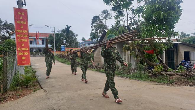 Không còn dấu vết của Trạm bảo vệ rừng 67 - nơi đoàn cứu hộ dừng chân Photo-1-16026458718921261086930