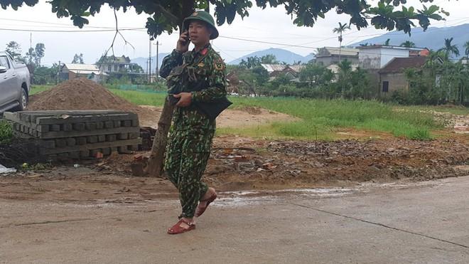 Không còn dấu vết của Trạm bảo vệ rừng 67 - nơi đoàn cứu hộ dừng chân Photo-1-16026459365622028401100