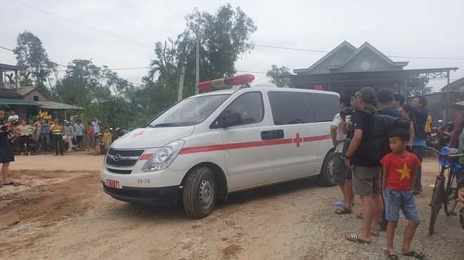 Không còn dấu vết của Trạm bảo vệ rừng 67 - nơi đoàn cứu hộ dừng chân Photo-1-1602662504059997884282