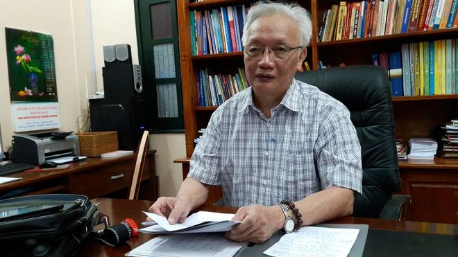 TS Nguyễn Tùng Lâm: Cần nhìn tổng thể SGK Tiếng Việt lớp 1-bộ Cánh Diều, không chỉ bắt vài ba lỗi - Ảnh 1.