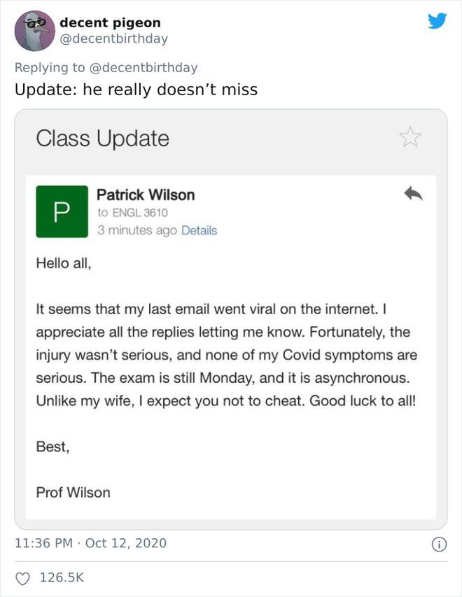 Gửi thư cho sinh viên vỏn vẹn 7 câu, giáo sư bất ngờ nổi tiếng vì sở hữu 3 thứ ai cũng sợ - Ảnh 3.