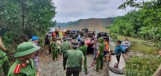 Không còn dấu vết của Trạm bảo vệ rừng 67 - nơi đoàn cứu hộ dừng chân Photo-1-16026718389161326931377