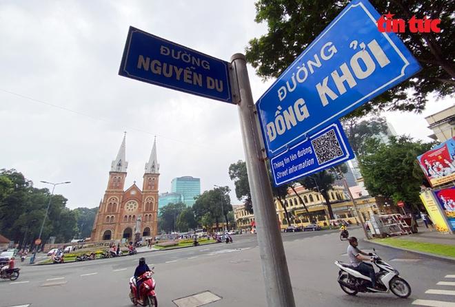 TP Hồ Chí Minh gắn mã QR trên nhiều tuyến đường để tra cứu tên nhân vật lịch sử - Ảnh 4.