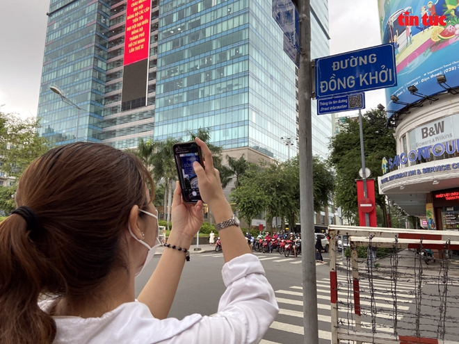 TP Hồ Chí Minh gắn mã QR trên nhiều tuyến đường để tra cứu tên nhân vật lịch sử - Ảnh 6.