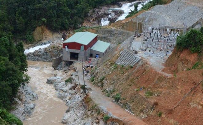 Không còn dấu vết của Trạm bảo vệ rừng 67 - nơi đoàn cứu hộ dừng chân Photo1602650704068-1602650704251788081603