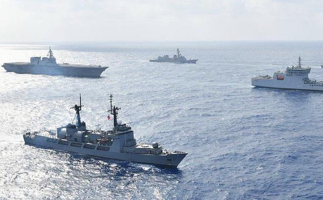 """Philippines đưa 200 dân quân ra biển Đông, Phó Đô đốc nói thẳng """"Đây là phản ứng với Trung Quốc"""""""