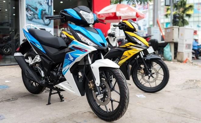 """Xe máy quốc dân Honda giảm tới gần 5 triệu đồng nhưng doanh số bán hàng vẫn """"trượt dốc"""" - Ảnh 1."""