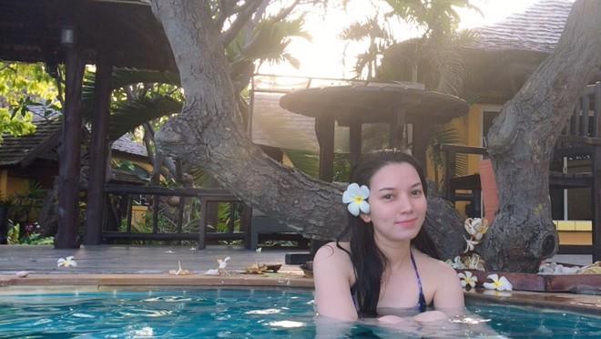 Vợ MC Anh Tuấn: Kém 14 tuổi, ngày càng xinh đẹp, từng lọt chung kết Hoa hậu Việt Nam  - Ảnh 9.