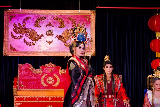 Minh Nhí: Em gái Trấn Thành là cả một giai thoại - Ảnh 1.