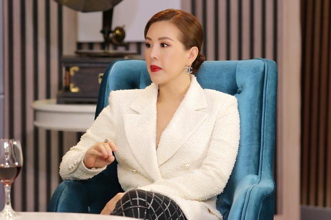Hoa hậu Thu Hoài lên tiếng về chuyện 4 đời chồng - Ảnh 3.