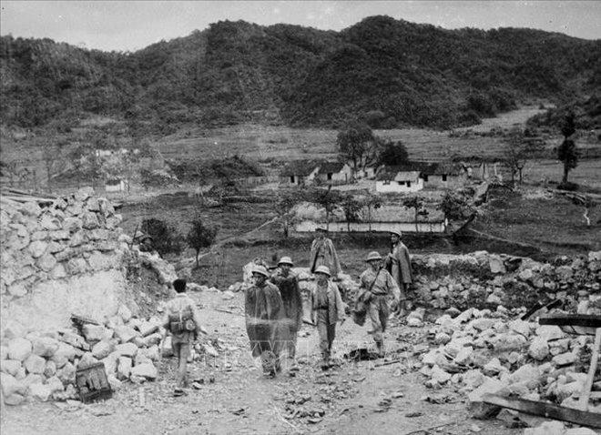 Tầm nhìn chiến lược của Đảng trong Chiến dịch Biên giới Thu - Đông 1950 - ảnh 3