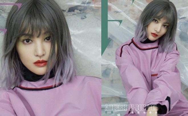 """Không thể nhận ra đây là Trịnh Sảng: Cắt phăng mái tóc dài hiền dịu, nhìn tưởng idol Kpop, """"chịu chơi"""" tới mức này sao?"""